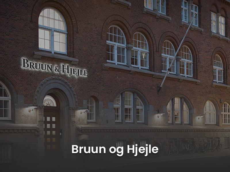 Bruun og Hjejle